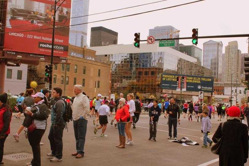 Chicago Marathon Photography Elena Trifonova